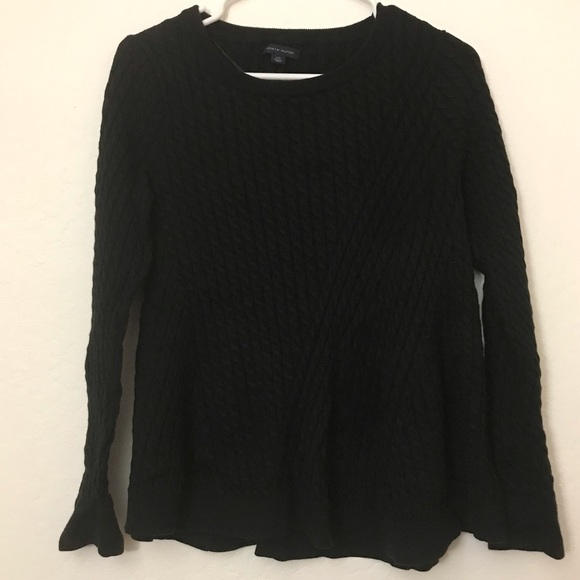 Tommy Hilfiger Sweaters - Tommy Hilfiger black sweater